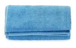 Tuch für das Badezimmer Stockbilder