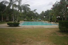 A tucked away Small resort in Teledo City in the province of Cebu Phillipines. A small quiet resort in Teledo City,  Cebu province in the Philippines. This named royalty free stock photo