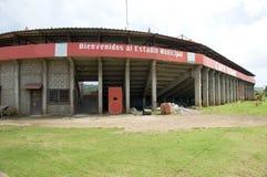 tucker för havreökaren nicaragua stadion Arkivbild