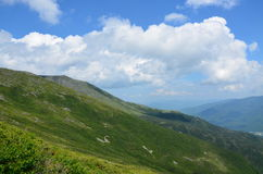 Tuckerman Ravine View Stock Images
