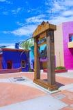 Tucson Adobe house Stock Photography
