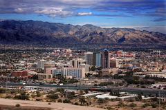Tucson Arizona royalty free stock photography