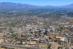 Tucson, Arizona stock afbeelding