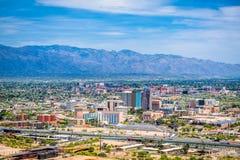 Tucson, Arizona, de V.S. royalty-vrije stock afbeelding