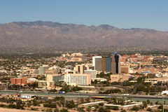 Tucson, AZ Stock Photography