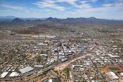 Tucson céntrico Fotos de archivo libres de regalías