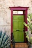 Tucson Door Stock Photo