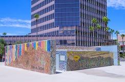 Tucson du centre Photos stock