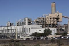 Tucson Electric Power planta Imagen de archivo libre de regalías