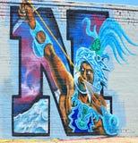 Tucson etykietka Zdjęcie Royalty Free
