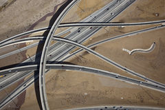 Tucson Interchange Stock Photo