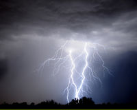 Tucson Lightning Stock Photos