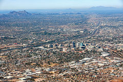 Tucson Skyline Stock Photography