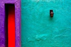 Tucson vägg Arkivbilder