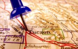 Tucson w arizonie. Fotografia Stock