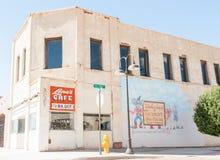 Tucumcari, Route 66, New Mexico, USA. Stock Images