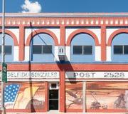 Tucumcari, Route 66, New Mexico, USA. Stock Photo
