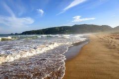 Tucuns beach in Buzios. Sea and sand of Tucuns beach in Buzios Stock Image