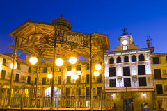 Tudela, Hiszpania Obraz Stock