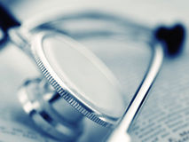 Études médicales Images libres de droits