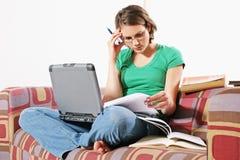 Étudiant Images libres de droits