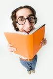 Étudiant intelligent Image stock