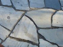 Tudo é feito da pedra Foto de Stock