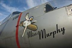 Tudo a bordo da Senhora murphy Fotos de Stock