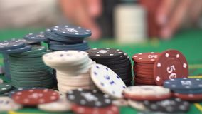 Tudo na aposta do pôquer filme