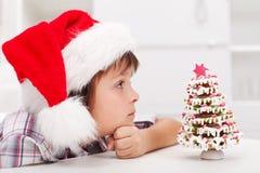 Tudo que eu quero para o Natal é? Fotografia de Stock