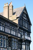 tudor зданий Стоковая Фотография RF