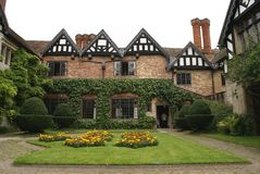 Tudor architecture Stock Photography