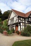 Tudor architecture Royalty Free Stock Photo