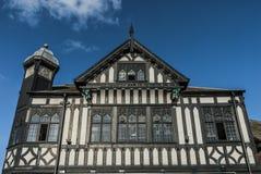 Tudor Building images libres de droits