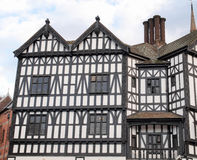 Tudor building Royalty Free Stock Photography