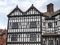 Tudor building Stock Photos