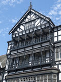 Tudor building Royalty Free Stock Images