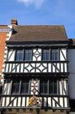 Tudor building, Tewkesbury. Royalty Free Stock Photos