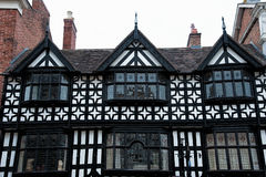 Tudor buildings Stock Photos