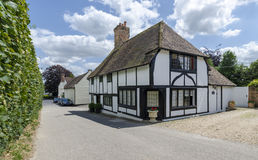 Tudor Cottage photos libres de droits