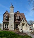 Tudor Cottage photographie stock libre de droits
