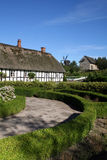 Tudor cottage or farmhouse Royalty Free Stock Images