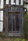 Tudor Doorway photo stock