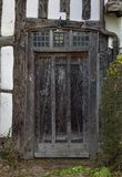 Tudor Doorway Stock Photo