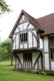 Tudor Gable, Angleterre photographie stock libre de droits