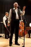 Tudor Gheorghe en concierto en Izbiceni, Olt imagenes de archivo