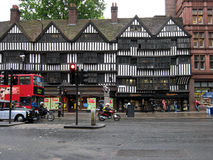 Tudor half-timbered building in London Royalty Free Stock Photo