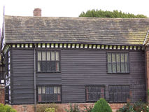 Tudor hall 6. A tudor building Stock Photography