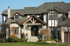 Tudor Haus Lizenzfreies Stockfoto
