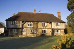 Tudor Haus Lizenzfreie Stockfotografie